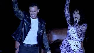Zeynep Bastık ve Mustafa Sandal'ın canlı Jest Oldu düeti