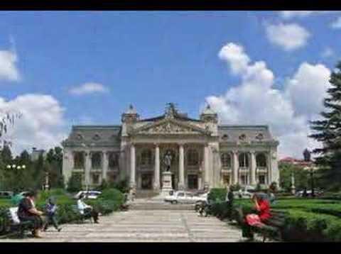 universität iasi rumänien