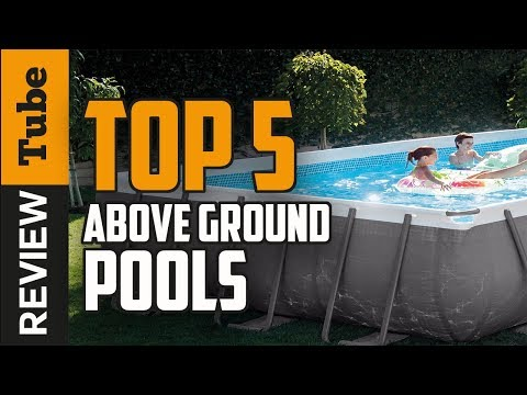 ✅Swimming Pool: Best Above Ground Swimming Pool (Buying Guide)