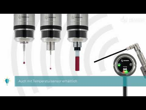 m&h Funk-Messtaster der neuesten Generation - Höchste Flexibilität in der Maschine