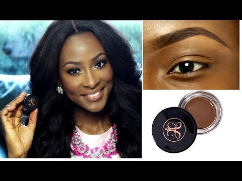 Anastasia BH Dipbrow Pomade Review + Eyebrow Demo