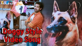 Naaigal Jaakirathai | Doggy Style | Lyrics Video