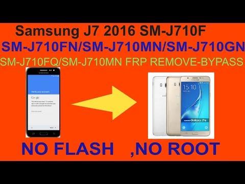 Flash Samsung Galaxy J7 6 Nougat 7 0 Fix Odin Fail J710F
