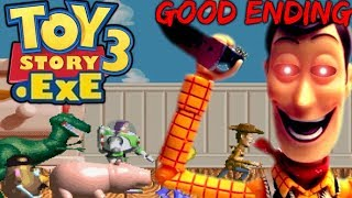 TOY STORY 3.EXE - THIS IS YOUR END, WOODY.EXE! | Good Ending & Secret Ending [Full Version]