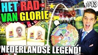 NEDERLANDSE LEGENDS!! HET RAD VAN GLORIE #13