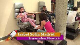 Recorrido Aeropuerto Olaya Herrera con el Programa Planeta 6