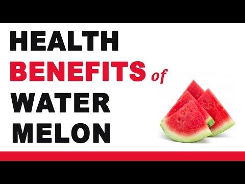 Video Health Benefits of Watermelon