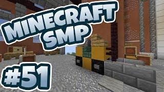 Minecraft SMP - Ep 51 - Industrial Interior