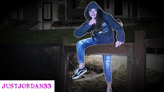 Sneaking Into My Cousins House - Secret Ninja Mission I JustJordan33