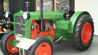 IFA TRAKTOR RS 01  40 PIONIER HORCH Bj1949 VEB 4 Zyl Diesel Motor OLDTIMER TRACTOR