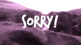 Justin Bieber - Sorry (spanish version) Alan Gonzalez - (Lyric video)