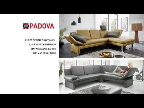 Designer Ledersofa - Modell