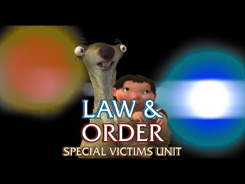 Sid the Sloth: Law & Order