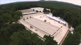 preview picture of video 'les Internationaux de Dressage à Compiègne'