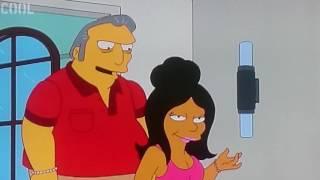 Simpsonovi - Homer doma u tlustého Tonyho