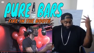 Wretch Fire In The Booth 5 (AMERICAN OG REACTION)