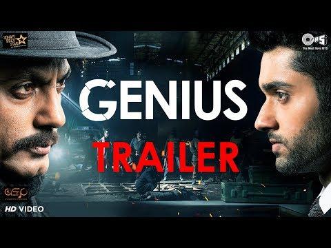 Download Genius Official Trailer | Utkarsh Sharma, Ishita, Nawazuddin | Anil Sharma | Bollywood Movie 2018 HD Video