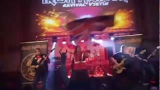 Video Iron Maiden revival Vsetín - The Trooper - Valašské Příkazy - 30