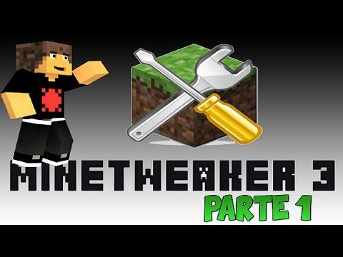 Modificando receitas do minecraft - Tutorial MineTweaker 3 Pt.1