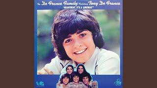 Heartbeat It's a Love Beat (feat. Tony DeFranco) de The DeFranco Family