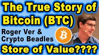 """The True Story of How Bitcoin (BTC) Came to Be What it is Today. 