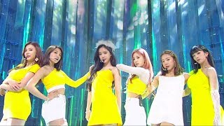 Apink(에이핑크) - Eung Eung(응응) @인기가요 Inkigayo 20190113