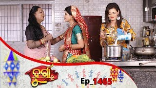 Durga | Full Ep 1465 | 21st Aug 2019 | Odia Serial – TarangTV
