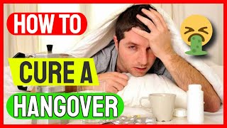 7️ Steps 👉 [How to Cure Hangover Nausea and Vomiting Fast] ✅