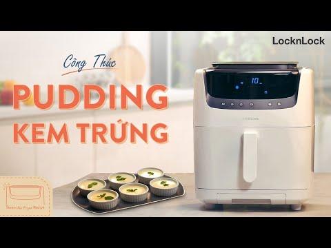 """[Steam Air Fryer Recipe] PUDDING KEM TRỨNG """"Vitamin"""" Ngọt Ngào Cho Ngày Giãn Cách"""