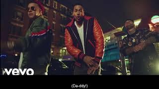 Romeo Santos , Daddy Yankee, Nicky Jam - Bella y sensual (lyrics + English translation)