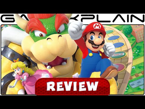 Mario Party 10 - Video Review (Wii U) - YouTube video thumbnail