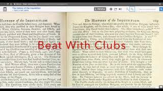 Hebrew Israelite Research - Episode 1
