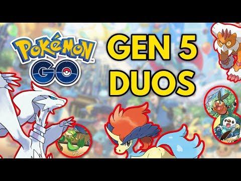 Gen 5 Raid Bosses | Pokemon GO