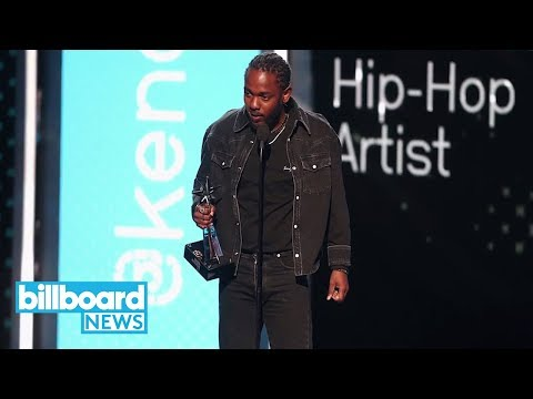 Kendrick Lamar Wins Big at BET Hip-Hop Awards With 'Album of the Year' Award | Billboard News
