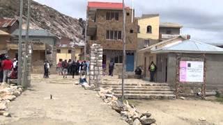 preview picture of video 'Comunidad Challapampa, parte norte, Isla del Sol, Provincia de Manco Kapac, Bolivia'