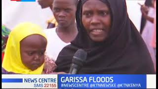 Families displaced in Garissa Town after River Tana breaks its banks