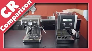 Breville Infuser Vs Crossland CC1 Espresso Machine | CR Comparison