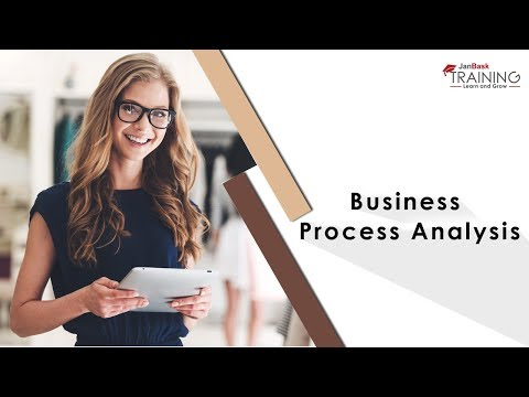 Business Process Analysis   JanBask Training - YouTube