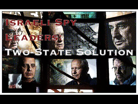Israel's spy leaders call for peace: 'The Gatekeepers'