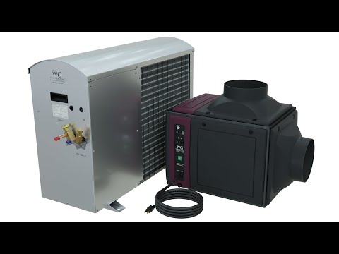 Video thumbnail for Wine Guardian Ducted Split Wine Cooling Systems