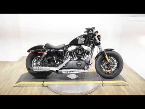 2017 Harley-Davidson Forty-Eight® in Wauconda, Illinois - Video 1