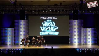 X-Style Kids - Romania (Junior Division) @ #HHI2016 World Semis!!