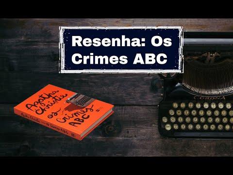 VALE A PENA LER??? Os Crimes ABC   Resenha OsTrêsLivreteiros