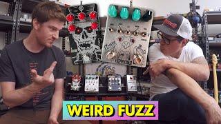 Pedals And Effects: Weird Fuzz Pedals