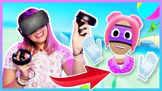 The Greatest FAKE Vacation...in Vacation Simulator