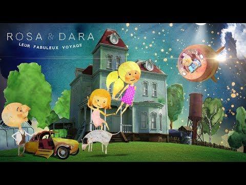 Rosa & Dara : leur fabuleux voyage  | Bande annonce | Au cinéma le 7 février 2018