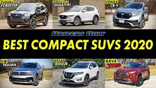 Best Compact SUVs For 2020 - Drivers Only