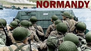 Invasion of Normandy   The D-Day Convoy   1944   World War 2 Documentary