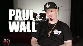 Paul Wall: Pimp C's Verse Ended My Beef With Chamillionaire