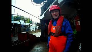 Как поймать семгу в баренцевом море